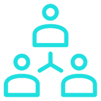 Organisation Structure Icon